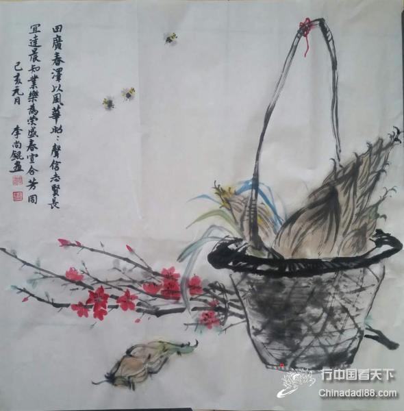 李尚锟:以诗为名以书画为帆在京西驰骋